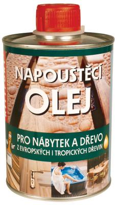 Napouštěcí olej Nábytek & Dřevo