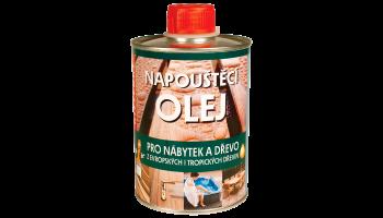 Naturalny olej impregnujący
