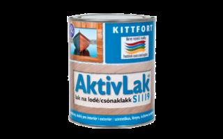 AktivLak® S1119 na lodě