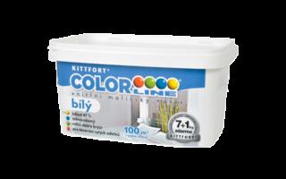 COLORLINE® за боядисване на стени, бяла