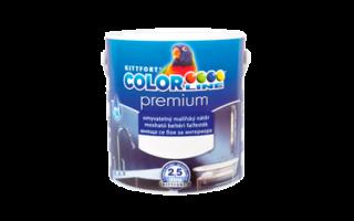 COLORLINE® Premium omyvatelný malířský nátěr bílý