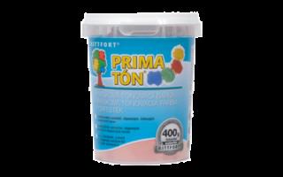 PRIMATÓN® Тонираща боя на прах