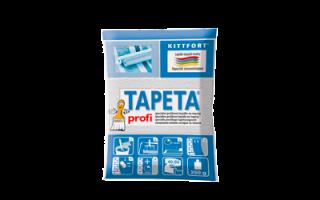 TAPETA® práškové lepidlo