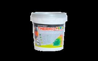 THERMOLINE® termoizolační malířský nátěr bílý