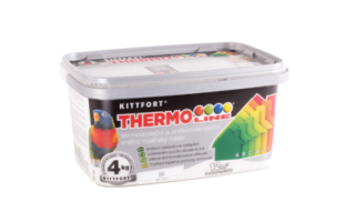 THERMOLINE® white thermal insulation wall paint