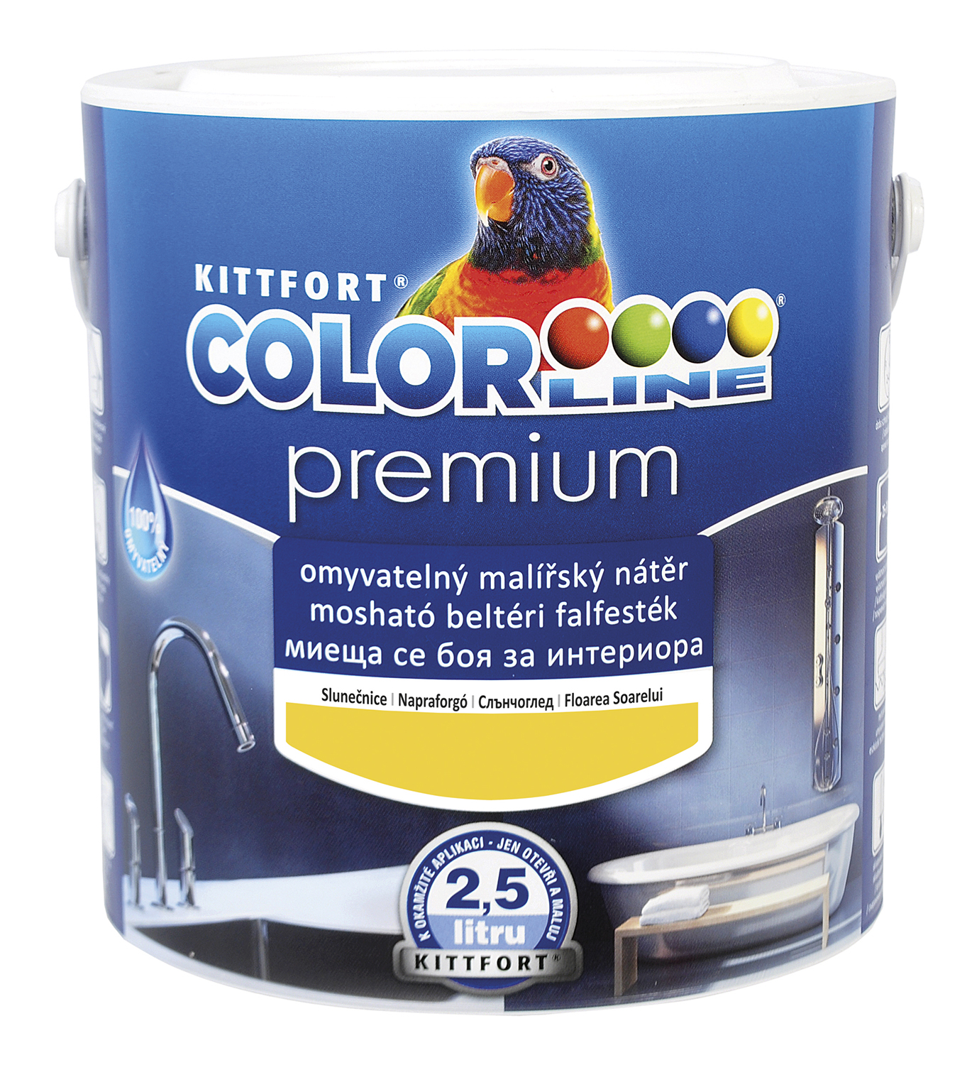 Colorline Premium Washable Wall Paint