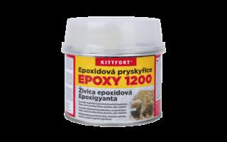 Епоксидна смола 1200