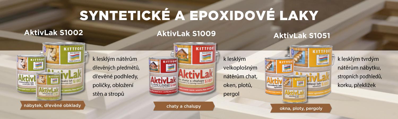 Syntetické a epoxidové laky 1