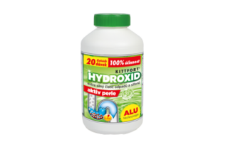 Hydroxid sodný – perle ALU