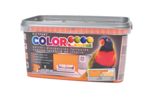 COLORLINE egyrétegű színes beltéri falfesték