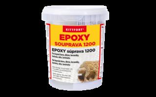 Комплект Епоксидна смола CHS 1200
