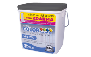 COLORLINE® – white wall paint