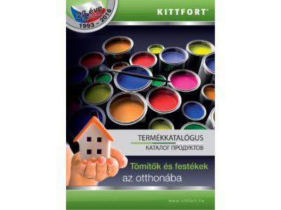 Termékkatalógus Kittfort 2016