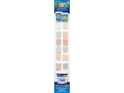 PRIMATON® Powdered tinting concentrate + Lime putty for painting and lime washing