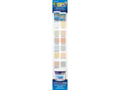 PRIMATÓN® prášková tónovací barva + VÁPNO na malování a bílení